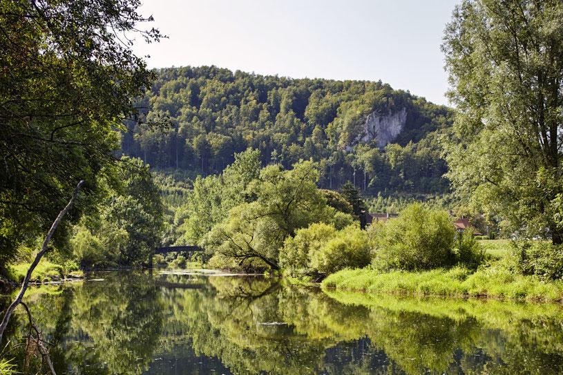 Reisetipps gegen den Strom …Die #JungeDonau wird von der Deutschen Zentrale für Tourismus und den Tourismus-Marketingorganisationen von Bayern und Baden-Württemberg gemeinsam vermarktet. Foto: DZT/Jürgen Pollak