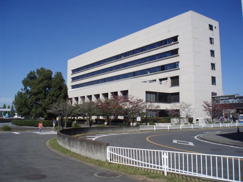 群馬県前橋市元総社総合交通センターで飛び込み一発免許試験