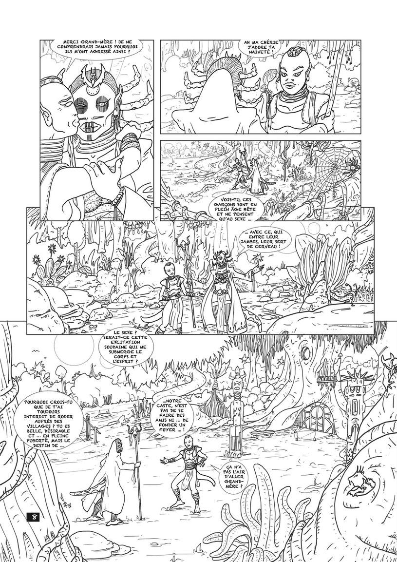 Étoile Miraculeuse 3 Page 8