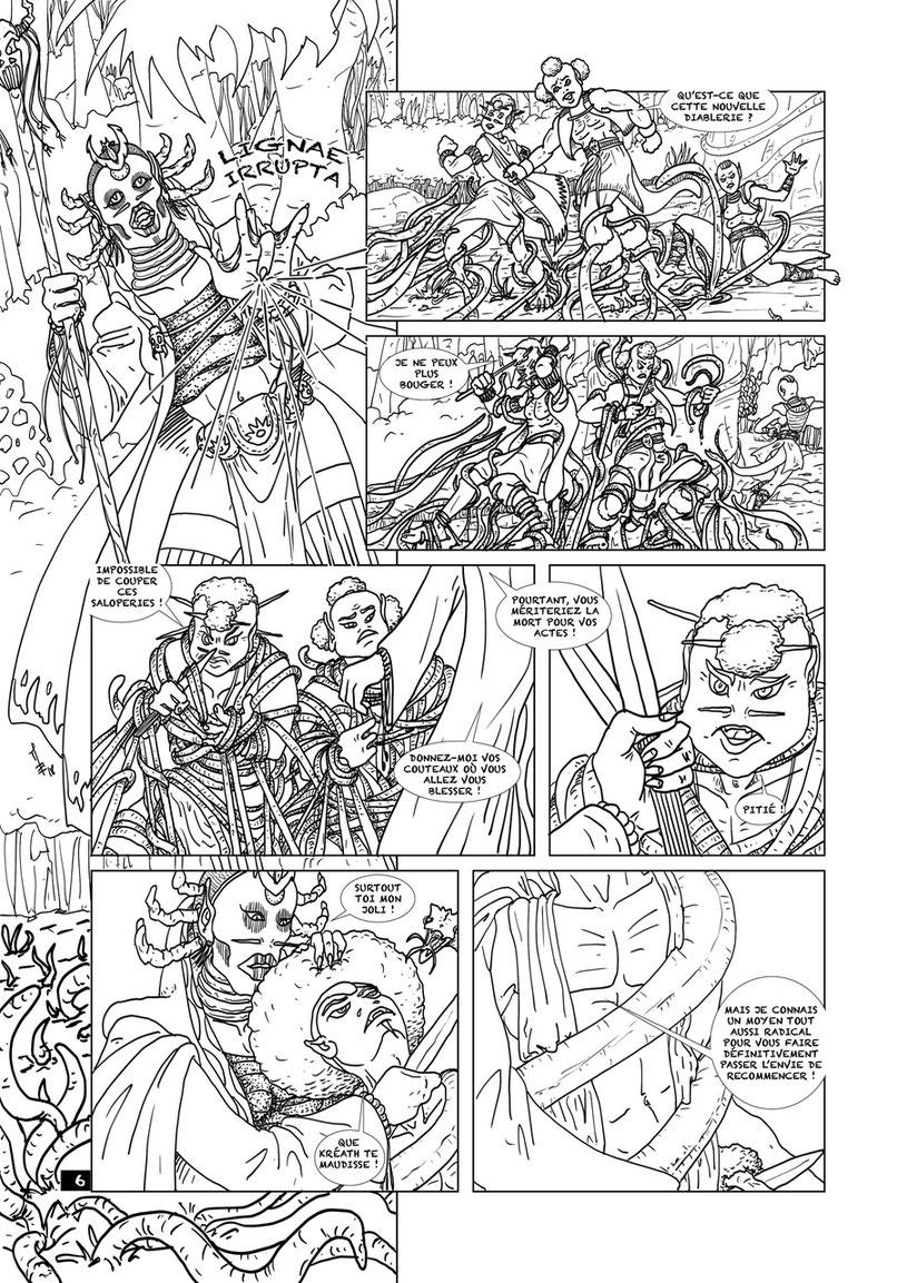 Étoile Miraculeuse 3 Page 6