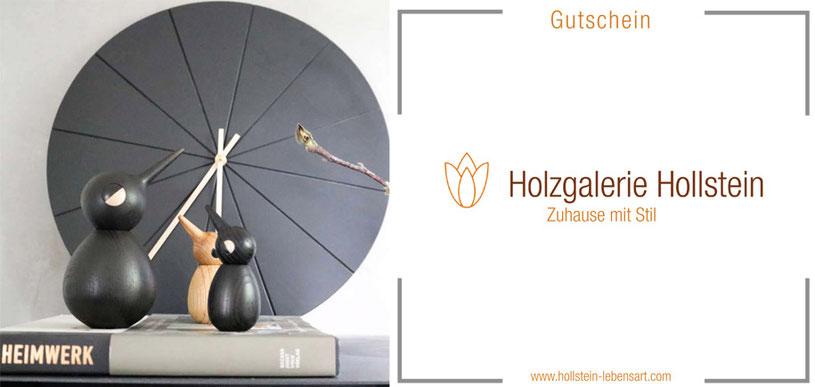 Bild: Gutschein verschenken von Holzgalerie Hollstein (Suchmaschinenoptimierung)