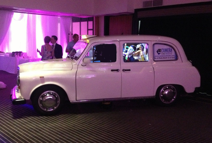 Felbridge Hotel Photo Booth Taxi