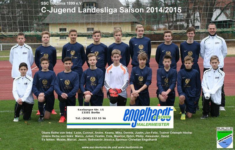 C1 Saison 2014/2015