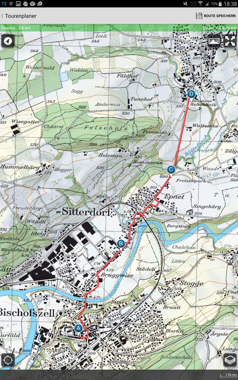 Bischofzell - Zihlschlacht
