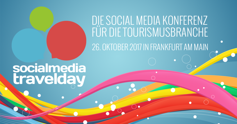 social media travel day 2017, Frankfurt