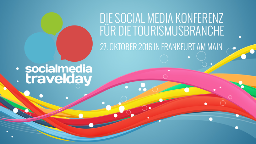 social media travel day 2016, Frankfurt