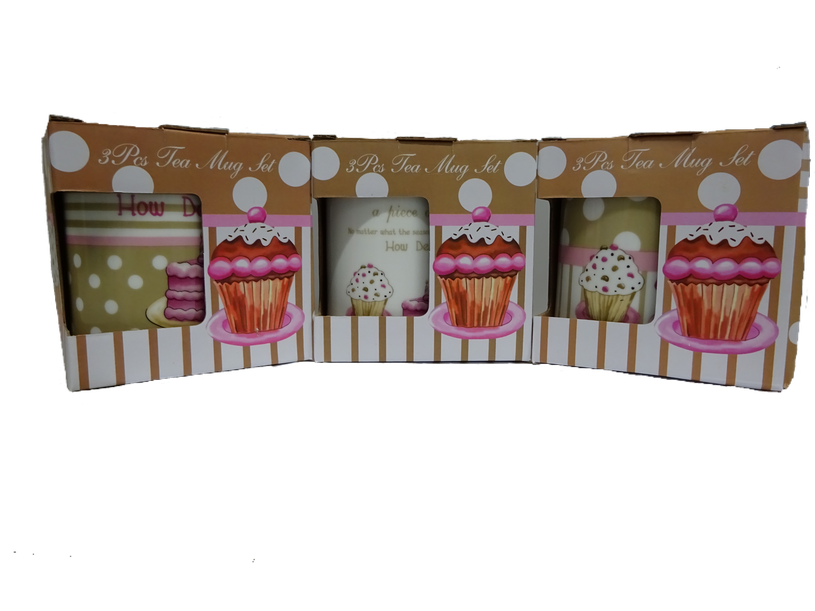 Tisaniere Cup Cake