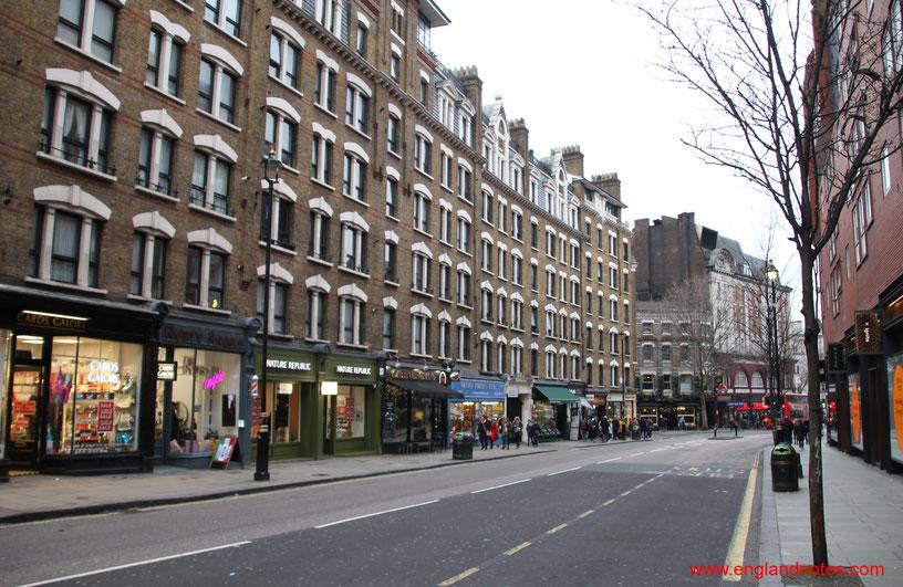 Die besten Buchläden in London: Buchläden in der Charing Cross Road