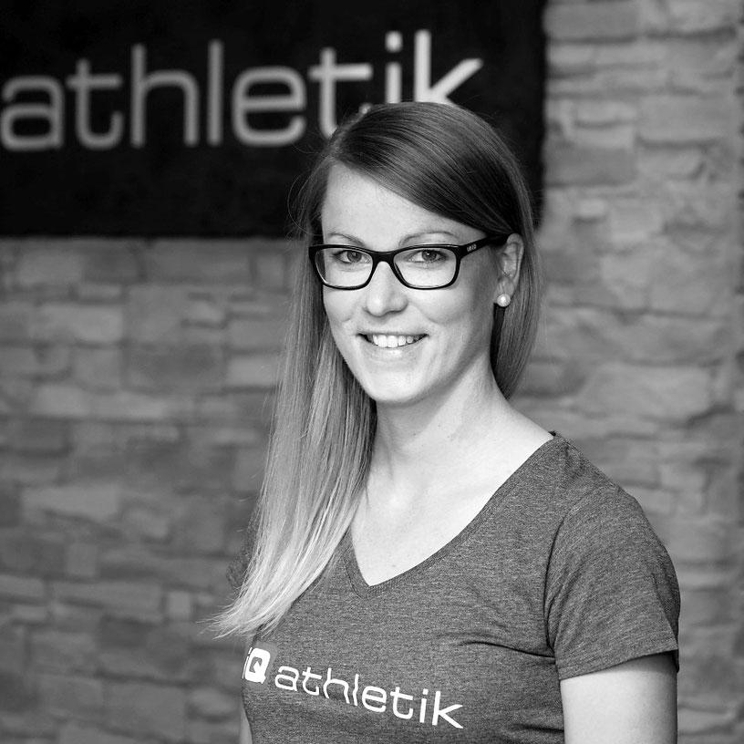 Dr. Katrin Stücher, Ernährungsberaterin bei iQ athletik