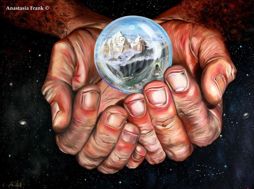 Cradle of Mankind , Anastasia Frank