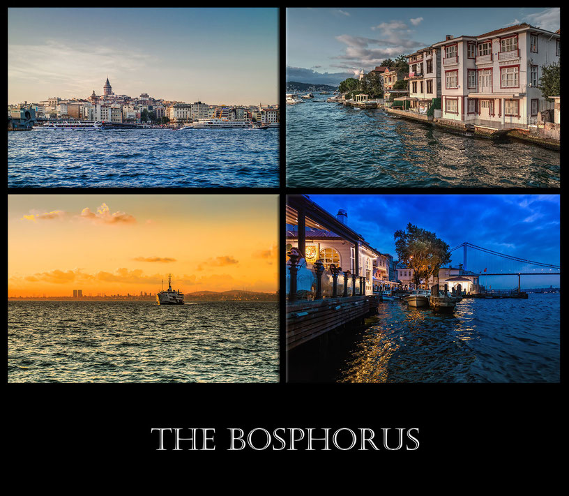 The Bosporus Collage
