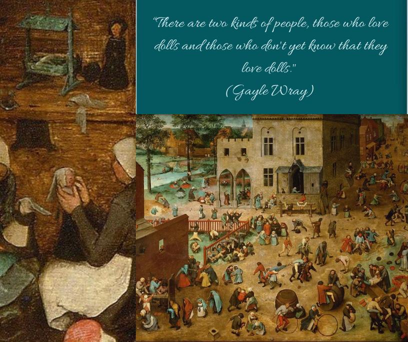 Peter Bruegel,  Children's Games