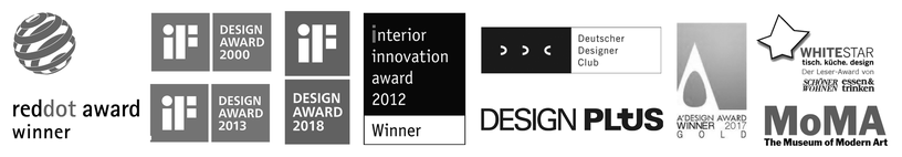 Design Awards, Designpreise Carl Mertens