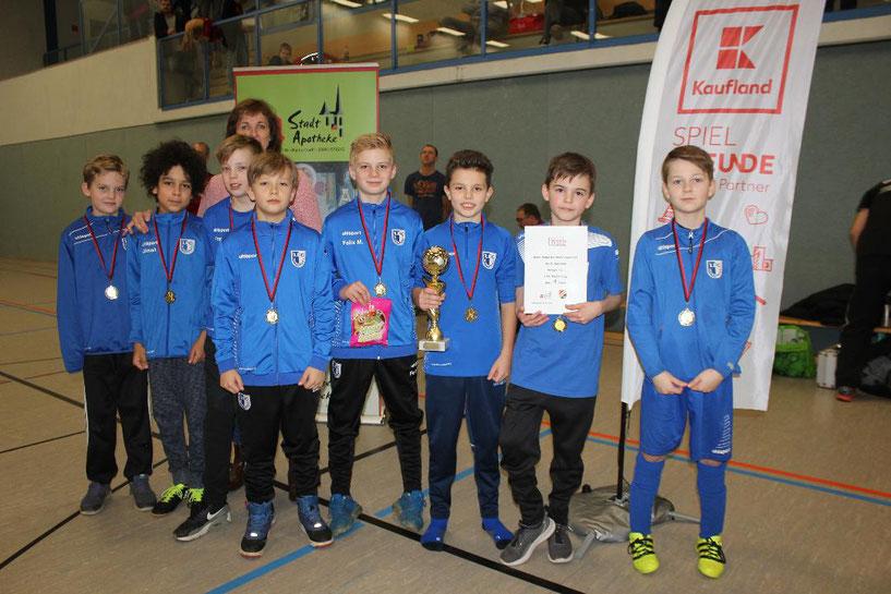 Siegerteam 1.FC Magdeburg