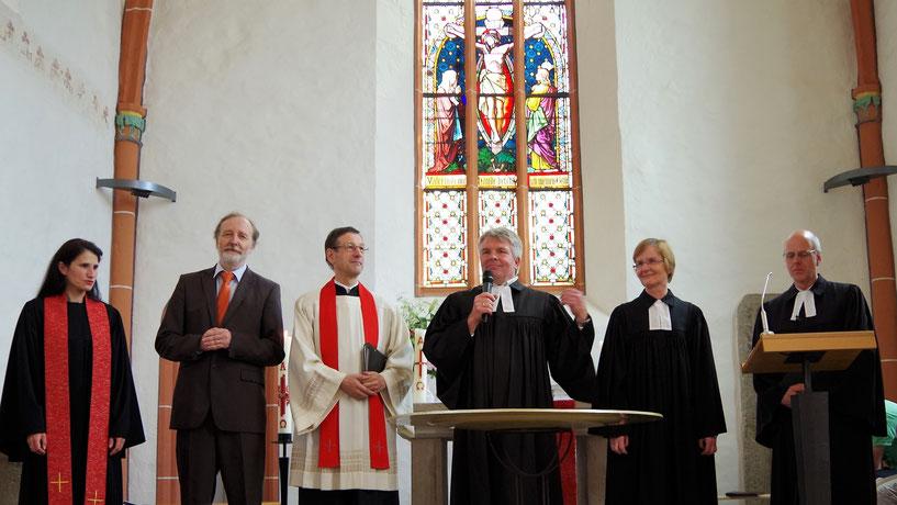 ökumenisches Gemeindefest - 05. Juni 2017