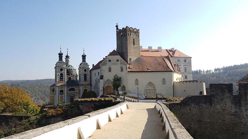 Vranov, Burg, Schloß, Ruine, Schöngrabern, Thaya Tal, Burgen und Schlösser in Österreich, Auslüge, Bloggerin