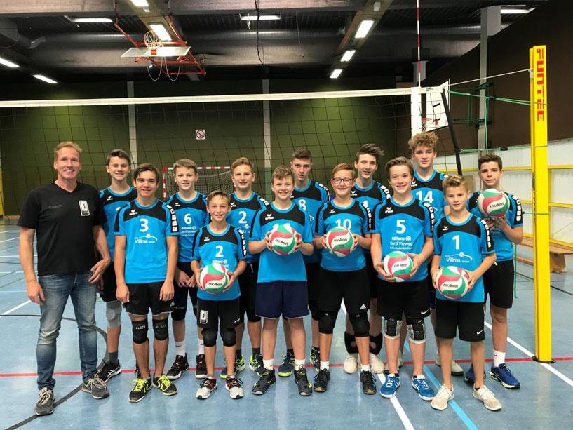 mU16 I + II 2019/2020 (Oberliga 1)