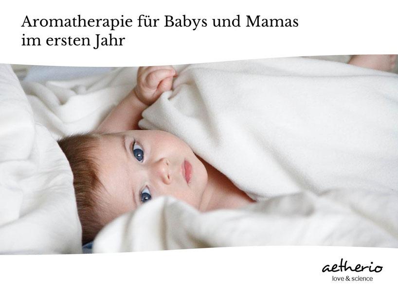aromatherapie und ätherische öle für babys erstes jahr und ihre mamas