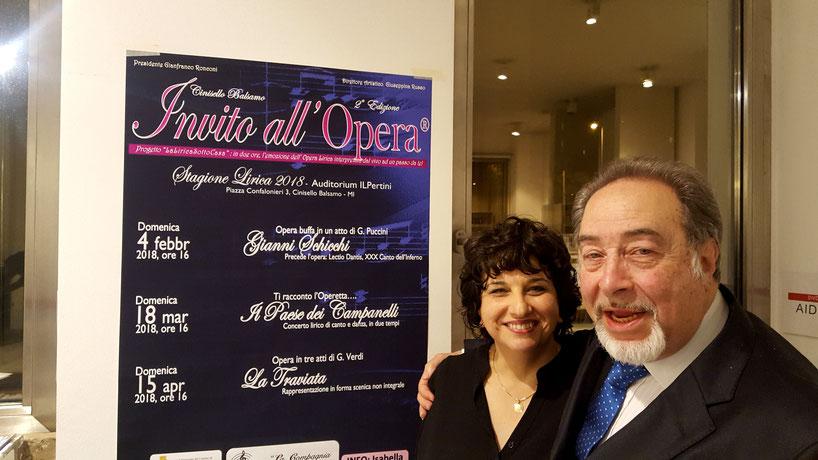 Centro Culturale ILPertini, Cinisello Balsamo - con il M.o Giorgio Lormi