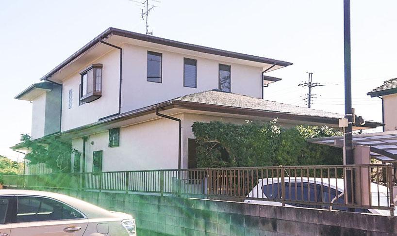 千葉市緑区誉田町の 外壁塗装 屋根塗装