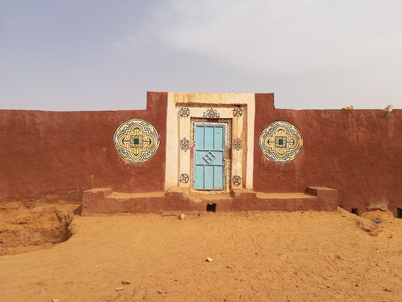 Häuser in Oualata