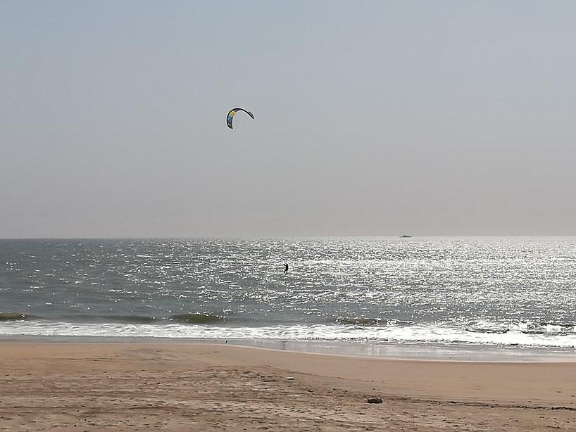 Am Strand südlich von Dakar - die wunderschöne Petite-Côte