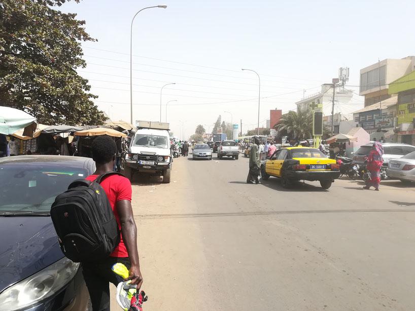 In Dakar