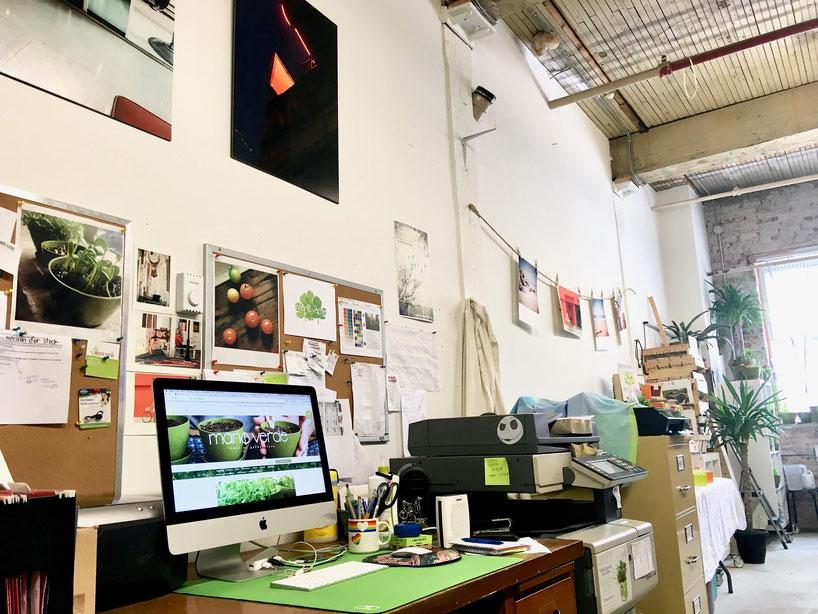 Atelier Mano verde