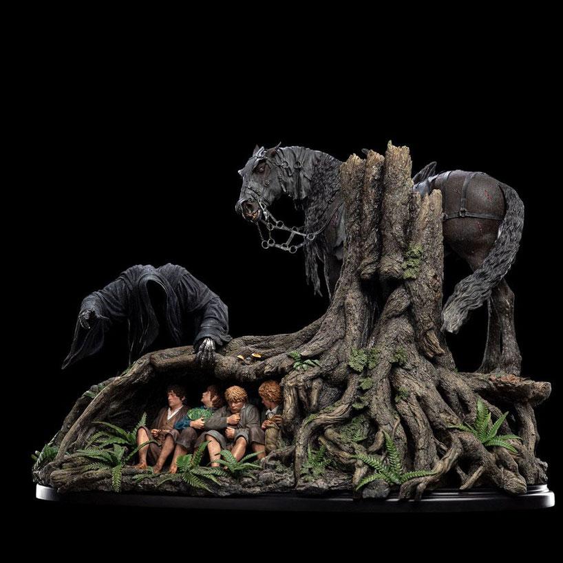 The Dark Lord Sauron 1/6 Der Herr der Ringe 66cm Statue Weta