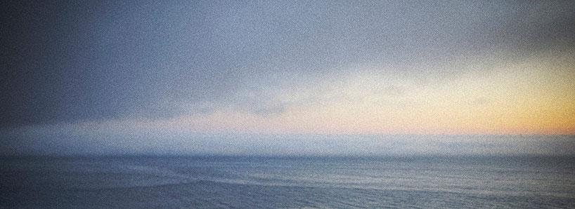 "Bild ""sea IV"" 2013 - Ultrachrome K3 Pigmentdruck - Auflage 5 + 2 E.A. - 30 x 80 cm Marc Junghans Fotografie"