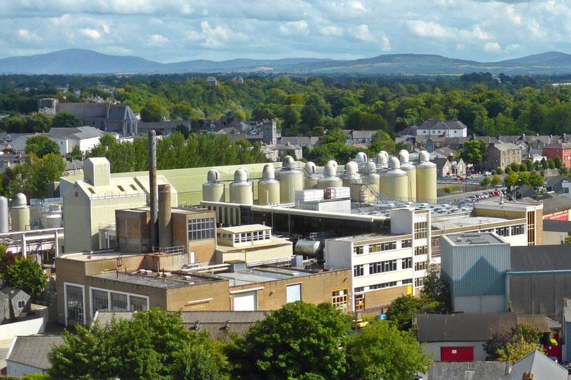 Old Kilkenny brewery