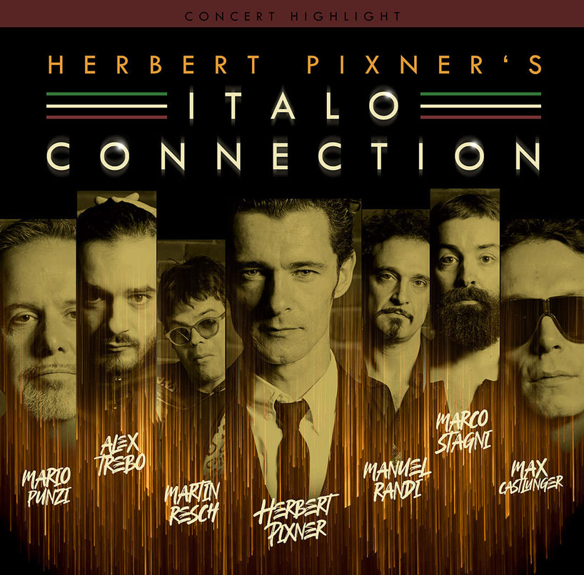 Herbert Pixner Italo Connection Tickets Tour 2020