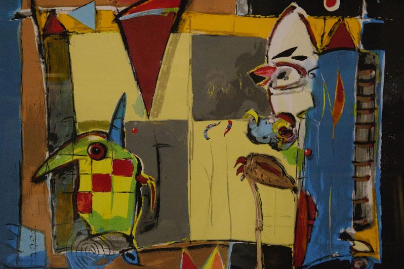 te_koop_aangeboden_een_kleurenlitho_van_de_nederlandse_kunstenaar_cor_de_jong_1950_moderne_kunst