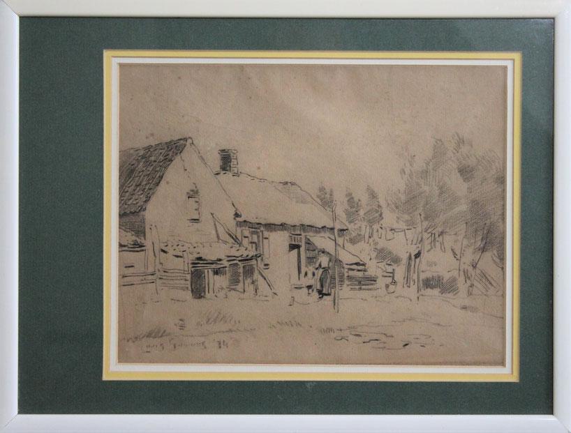 te_koop_aangeboden_een_houtskool_tekening_kunstwerk_van_de_kunstenaar_louis_soonius_1883-1956_2e_generatie_haagse_school