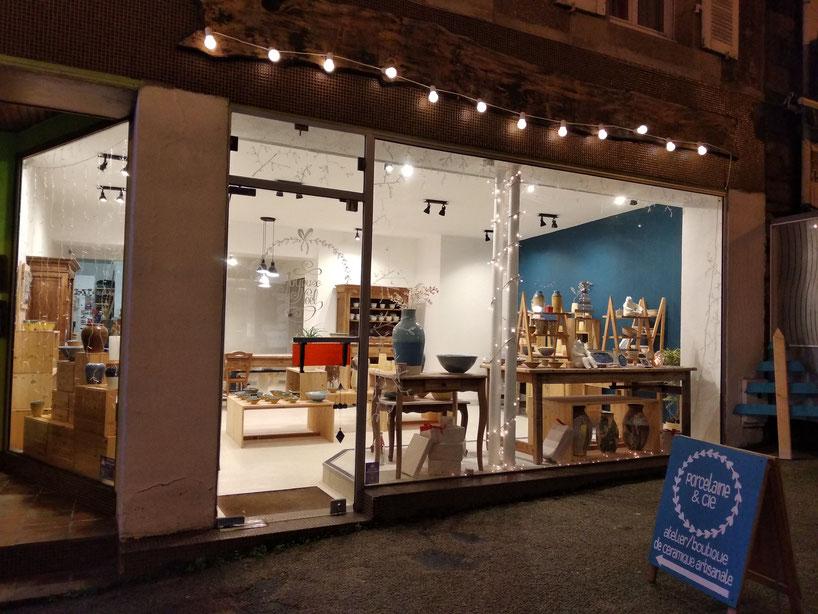 Atelier Boutique Porcelaine & Cie