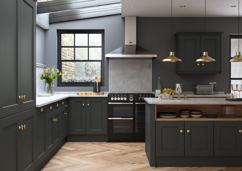 Bespoke kitchen design in Hove