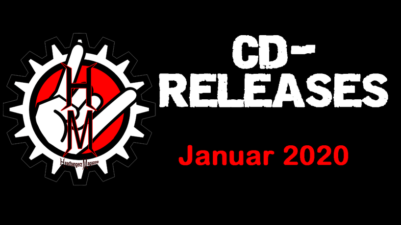 CD - Releases Januar 2020