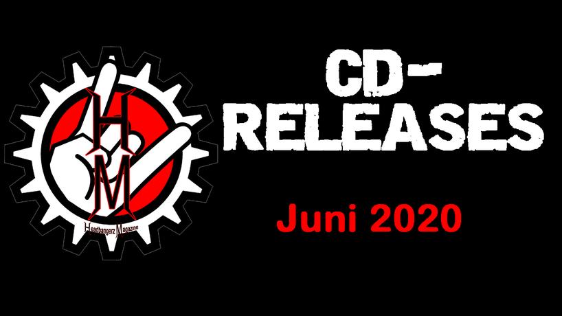 CD Releases | Juni 2020