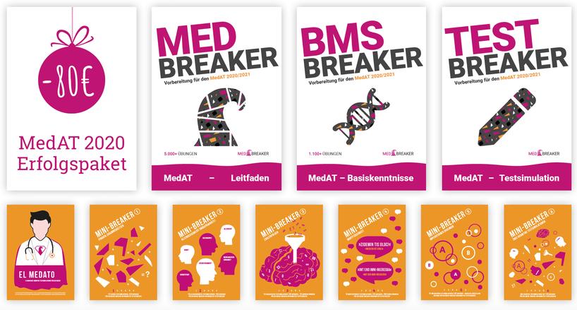 MedAT Bücher 2017