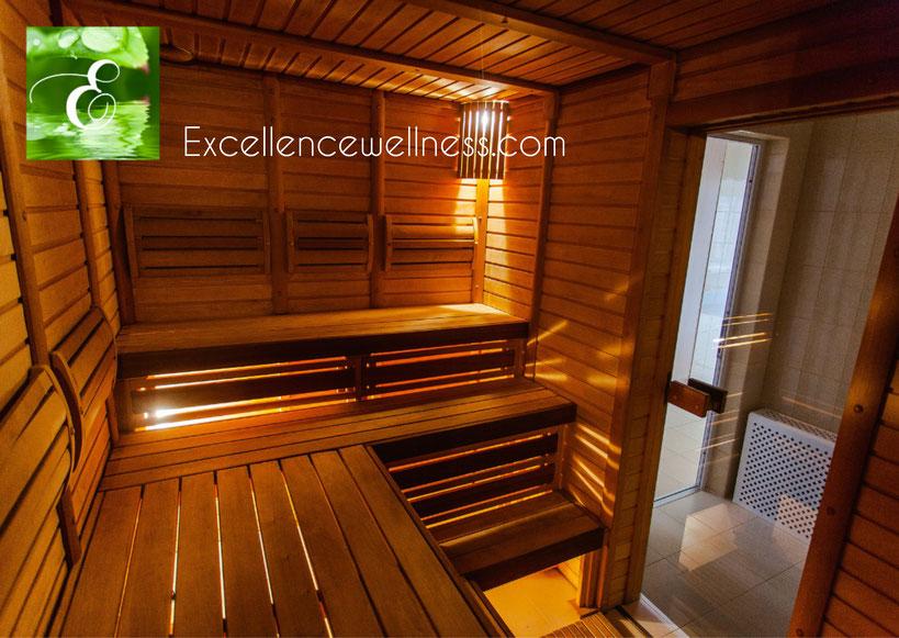 Spa St Jean de Luz, Institut de Massages Bien-être avec Sauna et produits exclusivement Biologiques. Excellencewellness.