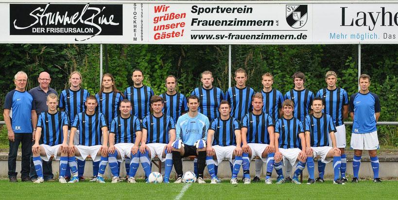 SGM Frauenzimmern/Haberschlacht 2011/2012
