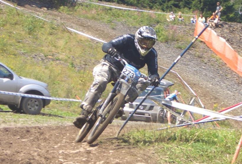 IXS German Downhill Cup 2007, Steinach / Thüringen