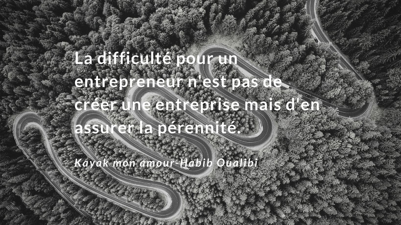 citation startups kayak mon amour