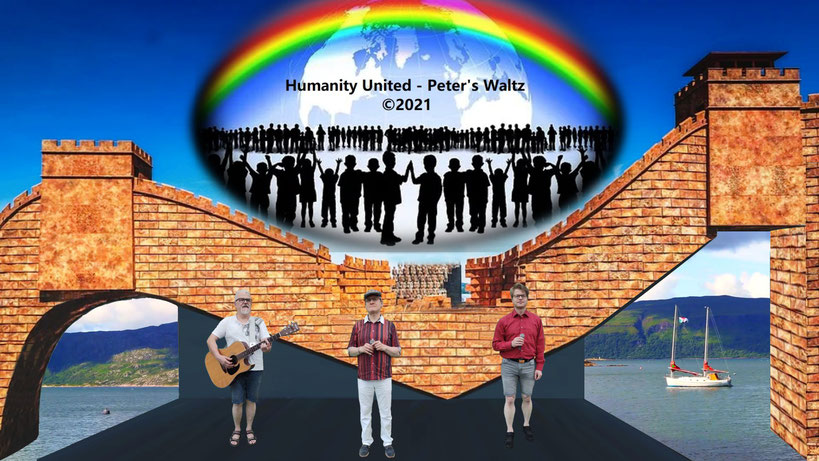 Unser 1. Song -  Humanity United - Peter's Waltz