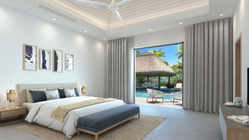 LUXURY VILLA IN MAURITIUS IN GRAND BAY
