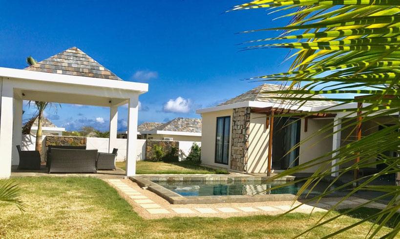 revente maison et villa jinvesty ile maurice en RES proche grand baie TROPICA BAIE CAP MALHEUREUX