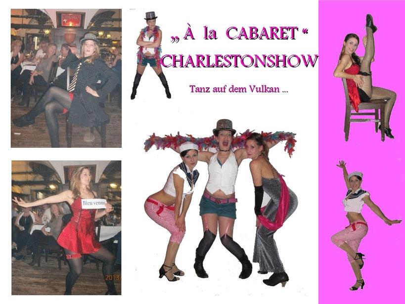 Repertoire Showact, Show, Tanz buchen