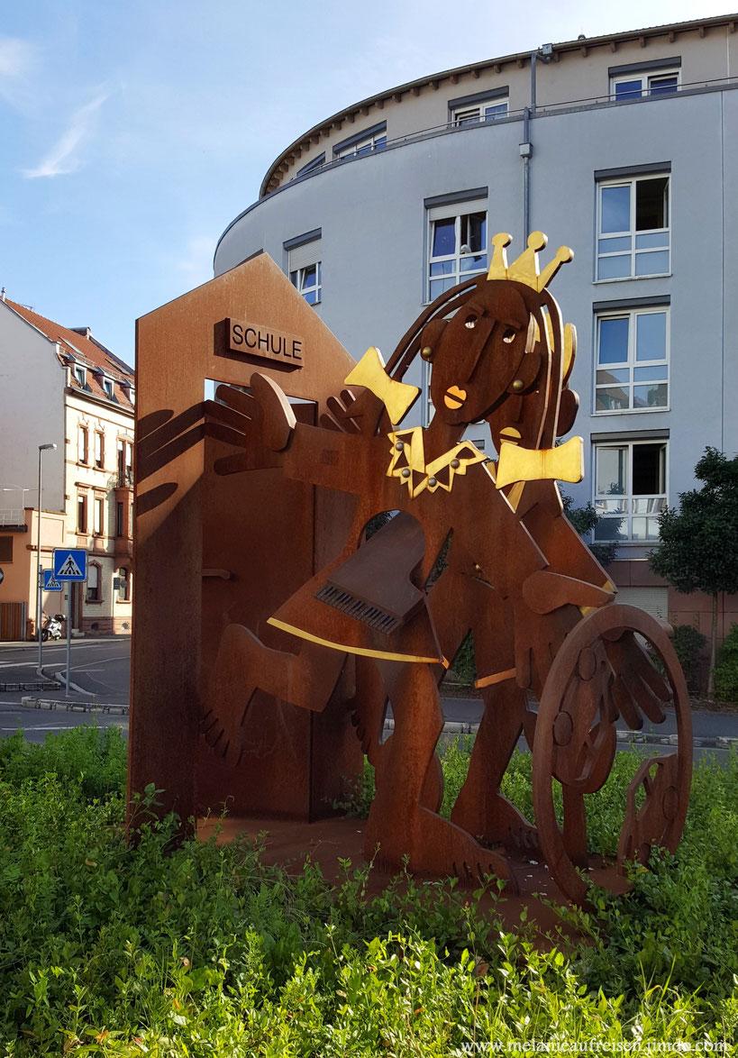 Kreisel Aschaffenburg MelanieaufReisen