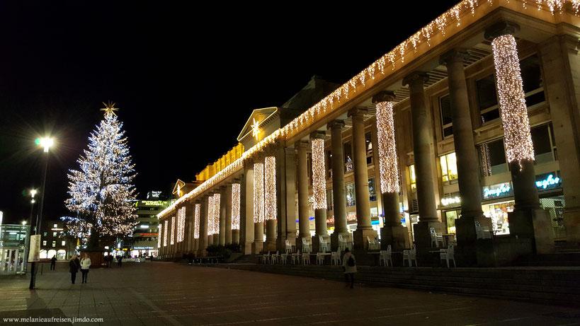 Weihnachten Stuttgart MelanieaufReisen