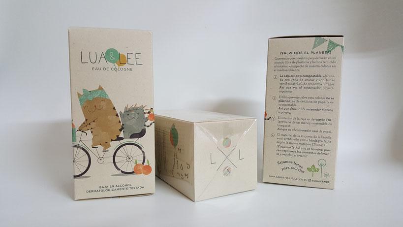 Packaging caña de azúcar y naturfilm